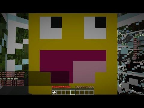 Minecraft LUCKY LUCKY BLOCK ISLAND! Stapic sa kojim stvaramo slajmove?
