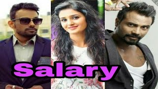 Salary Of Dance Plus Season 3 Judges | Dharmesh Yelande | Shakti Mohan | Remo D'Souza | Raghav |