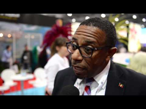 Colin James, CEO, Antigua & Barbuda Tourism Authority