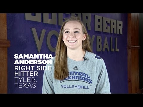Volleyball: Meet Samantha Anderson