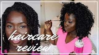 Hairfinity Hair Care Review