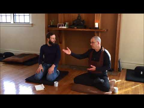 Fireside Chat #4: Yakov Boyko with Ben Connelly. Zen. Meditation. Mindfulness. Life.