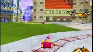 PC Longplay : Wacky Races Playthrough