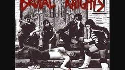 Brutal Knights - Self Gay Hand Job