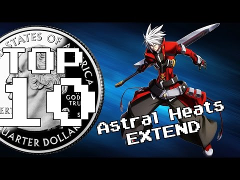 Top Ten Astral Heats EXTEND
