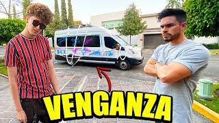 DESTROZO SU AUTO POR VENGANZA ft. HOTSPANISH