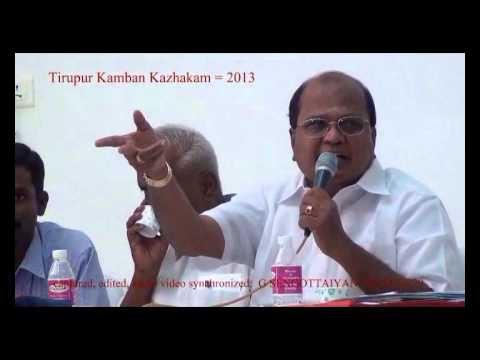Auditor Loganathan = Introduction = 03  Tirupur Kamban vizha=2013