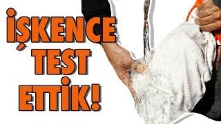 En Ünlü İşkence Yöntemini Test Ettik - Dayanmak İmkansız!