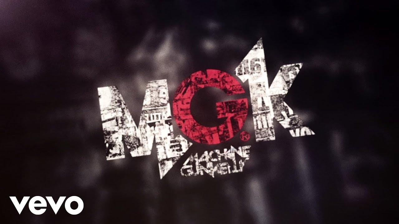 Machine Gun Kelly A Little More Lyric Video ft Victoria Monet