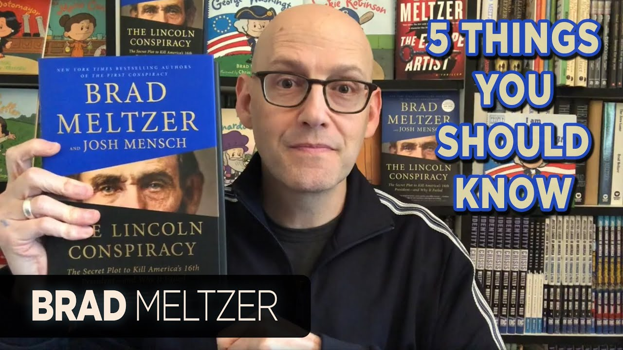 "5 Things You Should Know About ""The Lincoln Conspiracy"" 