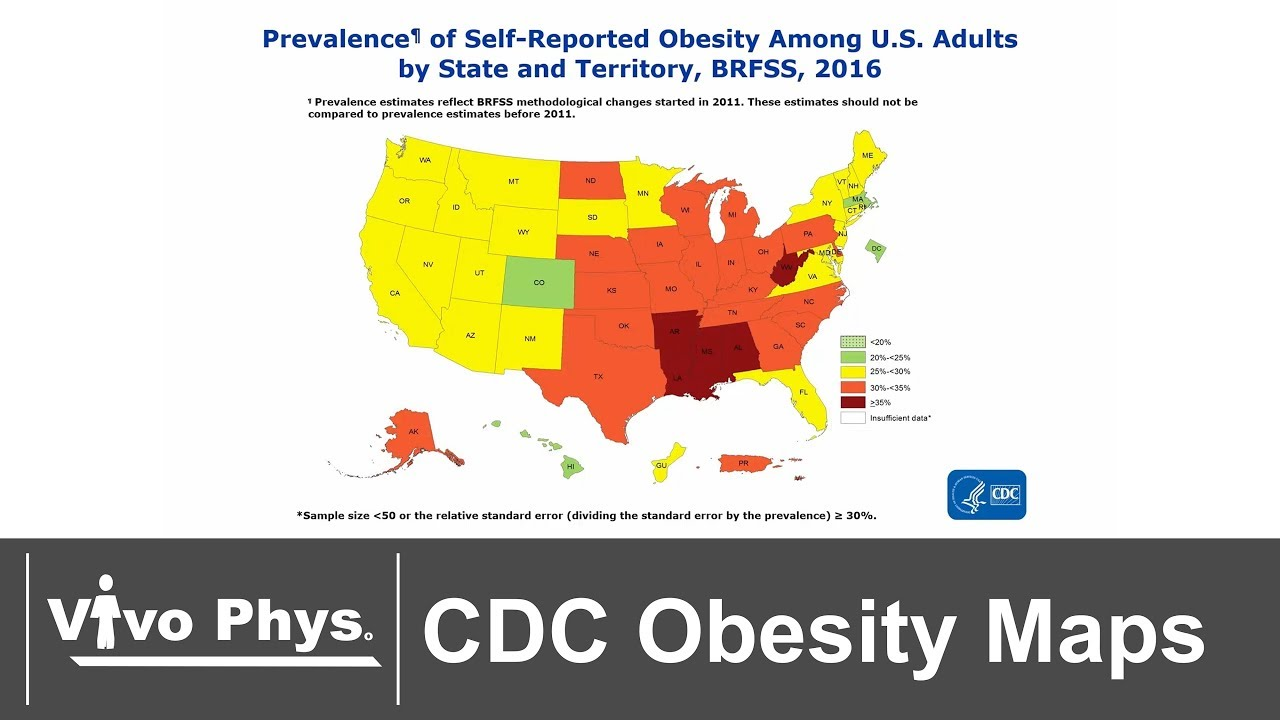 Obesity Prevalence Maps USA 1985-2016 (No Voice) on obesity death, obesity in canada, obesity statistics in america, obesity rates in america 2013, obesity states, obesity in us 2012, diabetes trends map, food trends map, flu trends map,