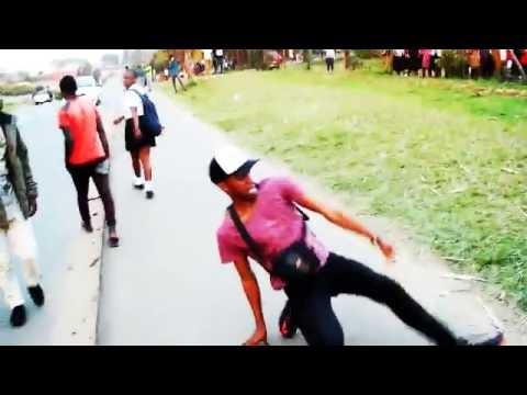 Mzanzi bhenga dance 2016
