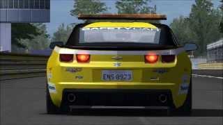 HDR Camaro Cup 2010Test rFactor