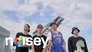 Noisey Raps: Money Boy & die Glo Up Dinero Gang turnen up