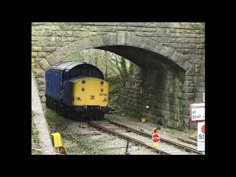 East Somerset Railway. 47758, 37798 (off track) 59004/102 16 yrs ago