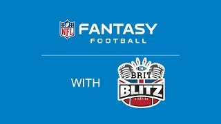 NFL Fantasy Football with The Brit Blitz