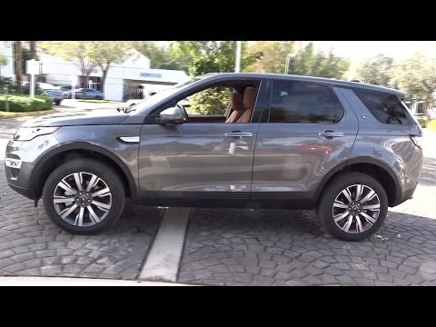 2017 Land Rover Discovery Sport Miami, Aventura, Fort Lauderdale, Broward, Miami Beach, FL NHH664247