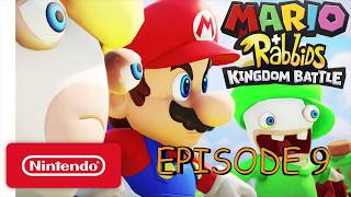 Mario + Rabbids Kingdom Battle Ep 9 The One with the Newbie
