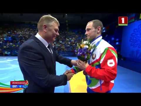 15 медалей завоевали белорусские самбисты на II Европейских играх
