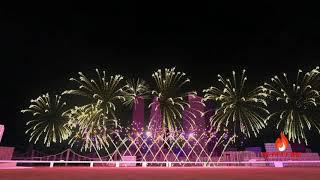 New York City, USA New Year's Eve 2019 Fireworks Display | FWsim thumbnail