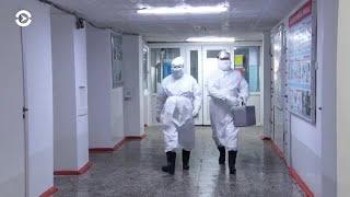 Азия коронавирус в Кыргызстане