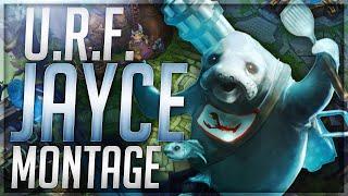 U.R.F. Jayce Montage [Build in the Description]