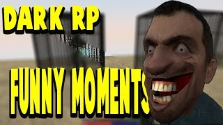 gmod dark rp funny moments and rdm