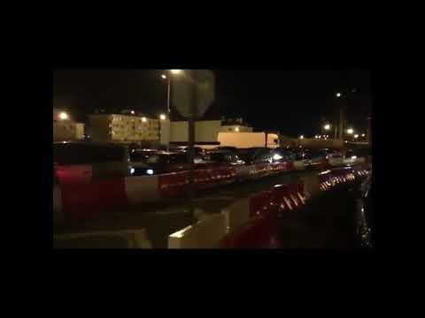 Автовладельцы в Сочи жалуются на огромные очереди на границе с Абхазией