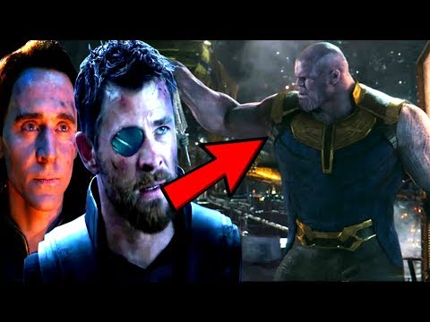 Avengers 4 Who Kills Thanos? It Will SHOCK YOU! Gamora & Thanos Infinity War Deleted Scene