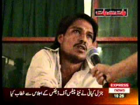 Pathans Interview  after leave from Target Killers.flv