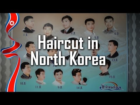 Haircut in North