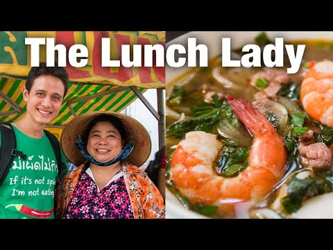 The Lunch Lady of Saigon - Famous Street Food in Vietnam!