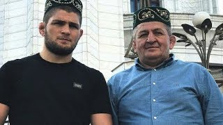 How Abulmanap trained Khabib`s patience in childhood / Revelations