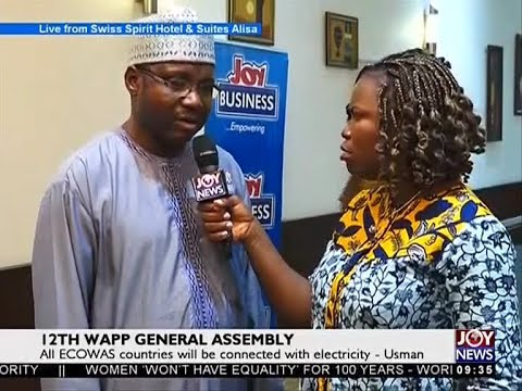 All ECOWAS countries will be connected with electricity - News Desk on Joy News (3-11-17)