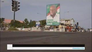 انتخابات رئاسية في غانا وسط تحديات اقتصادية