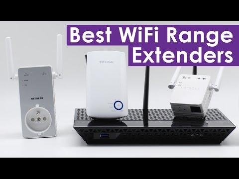 5 Best WiFi Range Extenders of 2018 - Increase Your WiFi Range