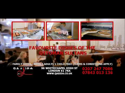 Qasida Restaurent Bangla Advert
