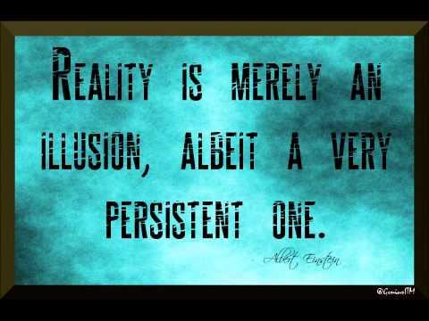 Alan Watts~ Reality & Illusion...