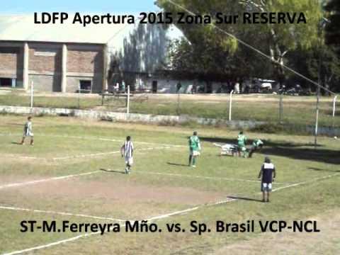 LDFP RES M Ferreyra Mño  vs  Sp Brasil VCP 2015