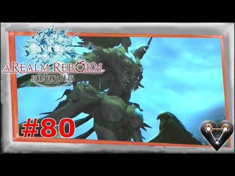 Garuda, Herrin der Winde ⚔80⚔ Final Fantasy 14 / Gameplay / German