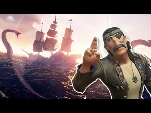 SEA OF THIEVES!  The First 20 Minutes of Gameplay
