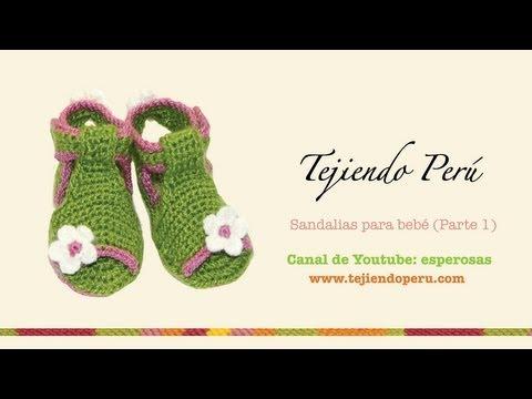 Sandalias Tejiendo Bebe Para Bebe Perú Sandalias Para kXZTOPiwu