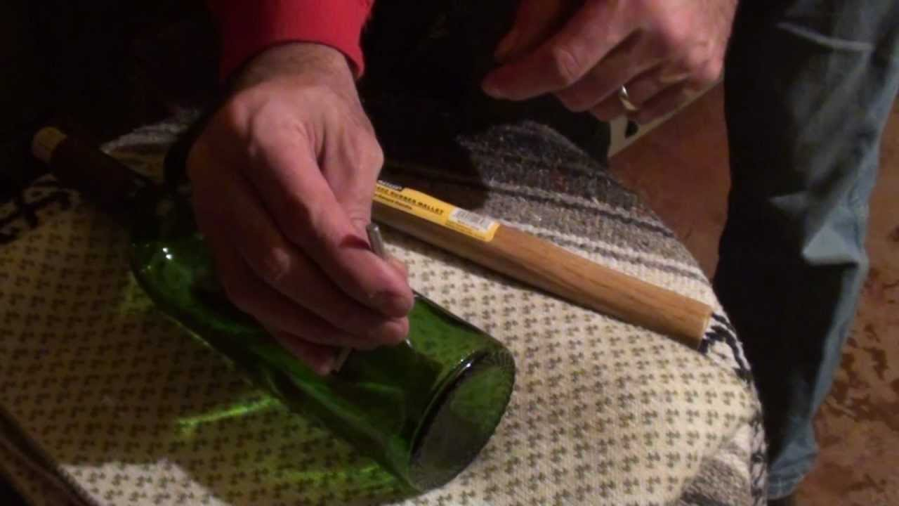 Making Wine Bottle Lights How To Make Bottle Lights Diy Wine Bottle Light Youtube