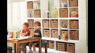 Diy Kids Room Storage Decorating Ideas