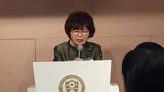 이금옥,권영익,유명희,장은애 기도! 연세대 연신원 총동…