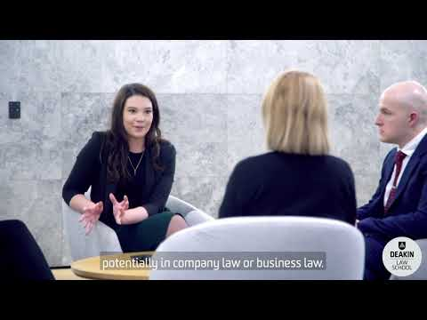 Deakin Law Clinic - How To Get Practical Legal Experience While You Study