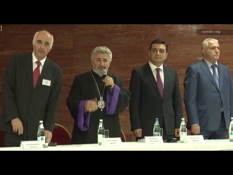Всероссийская конференция Ассоциации врачей Союза армян России
