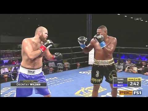 Luis Ortiz vs Daniel Martz full fight KNOCKOUT!!
