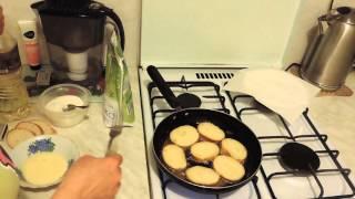 Как приготовить сладкие гренки на завтрак.
