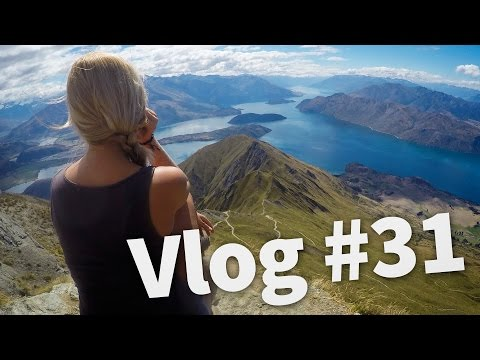 ROYS PEAK WANAKA - Travel New Zealand - Vlog #31